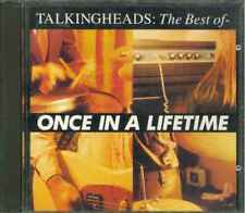 "TALKING HEADS ""Once In A Lifetime - The Best Of"" CD-Album"