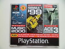 Official Playstation Magazine (Sony Playstation 1) Disk 55