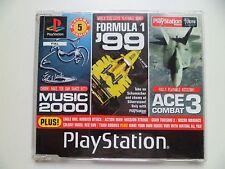 UFFICIALE PLAYSTATION MAGAZINE (Sony PLAYSTATION 1) DISCO 55
