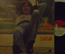 ANDRE GAGNON - Saga ~ GATEFOLD VINYL LP CANADIAN PRESS