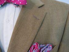 Ermenegildo Zegna Silk Cashmere Blend Birdseye Sport Coat 40R