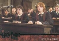 Harry Potter and the Goblet of Fire Update Base Card Set 90 Cards