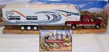 Fishing Camper Playset by New Ray 1-32 Scale.