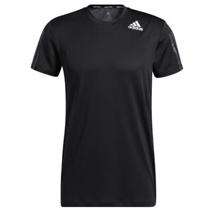 Adidas HEAT.RDY 3-Stripes Men's Tee Black GP7653