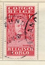 Belgian Congo 1928 Early Issue Fine Used 1F. 182821