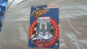 1:64 NASCAR 2003 Preview Winner's Circle Pit Pass Rusty Wallace Official Fan #2