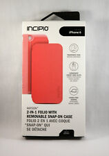 New in Box Incipio Watson 2-in-1 Folio with Removable Snap-On Case iPhone 6