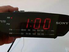 Sony icf-c211 clock radio dream machine