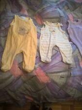 Kleidungspaket Konvolut Set Strampler Baby Mädchen Größe 62/3 Monate