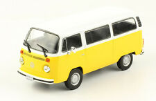 VW Volkswagen Kombi T2 1973 Rare Argentina Diecast Scale 1:43 With Magazine