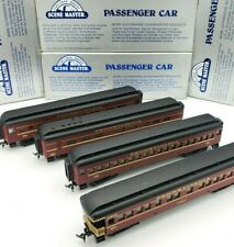 Life-like Passenger Cars Pennsylvania PRR # 6073, 1439, 4899 & 3501 LOT OF 4