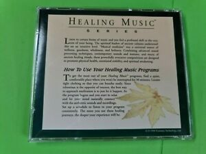 Healing Music Series- 8  CD Set- Music Relaxation Guided Imagery