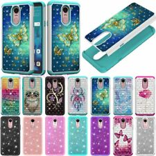 For LG Stylo 4 /X Charge /K30/K20 Plus Phone Case Hybrid Shockproof Armor Cover