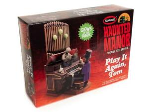 1:12 POLAR LIGHTS HAUNTED MANOR: PLAY IT AGAIN, TOM! PLASTIC MODEL KIT *MISB*