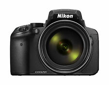 Nikon COOLPIX P900 16.0 MP Digital Camera - Black
