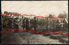 Brügge-Feldpfarrer-Beisetzung Otto Hartmann-Jasta 28-Flandern-1.WK-1917--113