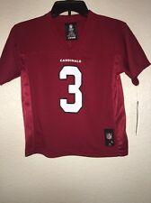 Nwt Nfl Team Apparel Arizona Cardinals Jersey Kids Size Large (7)