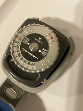 Gossen Pilot Light Meter with hard case
