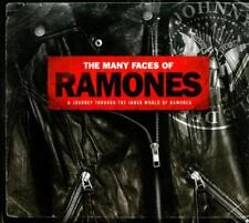 VARIOUS ARTISTS - THE MANY FACES OF RAMONES: A JOURNEY THROUGH THE INNER WORLD O