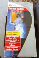 Kidde 13' 2 Story Emergency Fire Escape Ladder 468093