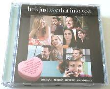 HE S JUST NOT THAT INTO YOU (LA VERITA E CHE NON GLI PIACI ABBASTANZA) CD O.S.T.