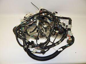 New OEM 1998-2002 Isuzu Trooper Body Wiring Harness Cable Performance Luxury Pkg