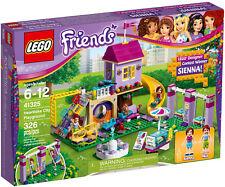 LEGO Friends - 41325 Heartlake City Spielplatz mit Sienna - Neu & OVP