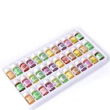 36PCS/1 Kits 100% Purity Essential Oils Fragrance Spa Bath Skin CareMassage Set