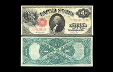 Framed Print - Vintage US One Dollar Bill 1917c (Picture Poster Art Paper Money)