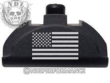 for Glock Grip Plug GEN 4-5 17 19 22 23 24 32 34 35 BK AL9 US Flag
