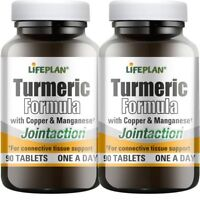 Lifeplan Joint Action Turmeric Formula 2 x 90 Capsules
