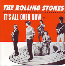 ☆ CD Single The ROLLING STONES It's all over now 2-track CARD SLEEVE  ☆