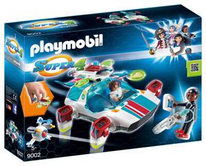 Playmobil Fulgorix Avec Agent Gene 9002 Playmobil