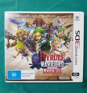 Hyrule Warriors: Legends - Genuine Nintendo Aus pal 3DS Game - vgc