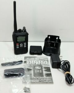 West Marine VHF 150 Submersible Li-Ion & AAA Battery Charger Hip Mount Manual