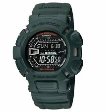 CASIO G-Shock G-9000-3V Orologio Uomo Digitale Mudman Green