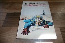 UTOPIA MAGAZIN SF Zukunftsroman # 8 -- Kurzgeschichten von L. Ron Hubbard / 1956