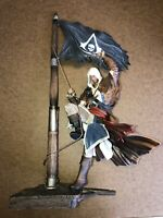 Ubisoft Assassins Creed IV Black Flag Collectible Statue Figure Box Set.