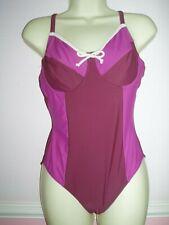 puntos calientes Halter Bikini Top 3902 rojo nuevo Pour Moi Traje de Baño Pour Moi
