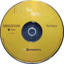 Van Halen [Remaster] by Van Halen (CD, Jul-1984, Warner Bros.)