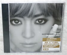 J-POP Ayumi Hamasaki A BEST 15th Anniversary Edition Taiwan CD+DVD