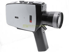 Cinepresa Super 8 Bauer C5 XL Makro con zoom Neovaron 8/40mm. f2,8. Vintage.