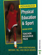 Advanced Physical Education and Sport: Teacher Resource Pack, Good Condition Boo