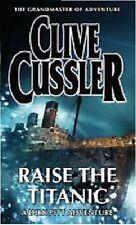 CLIVE CUSSLER ____ RAISE THE TITANIC ____ BRAND NEW __ FREEPOST UK