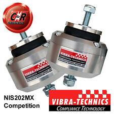2 x Nissan 200SX S13SR20/14/15 Vibra Technics Engine Mounts Competition NIS202MX