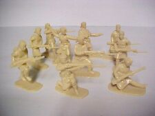 20 Scottish WWI AIP plastic soldiers army men #5407 Armies In Plastic