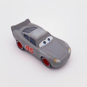 Disney Pixar Cars Primer Lightning McQueen Diecast 1:55 Gray
