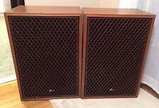 Vintage Sansui SP3000 Speakers dark walnut dolid wood(PICKUP ROCKVILLE,MD 20852)