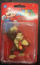 "Donkey Kong (~2.6""): Super Mario Mini-Figure Keychain Collection"