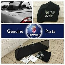 Genuine Saab 9-3 04-12 Convertible Wind Deflector & Carry Case, New, 32026001